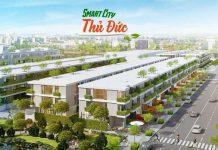 Ký gửi đất nền Smart City Thủ Đức