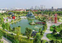 Ký gửi đất nền Asian Lake View