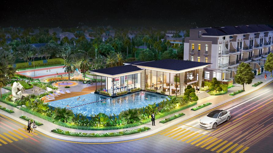 Ký Gửi Dự Án Verosa Park Khang Điền