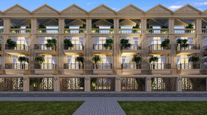 Dự án Levata City Bình Tân