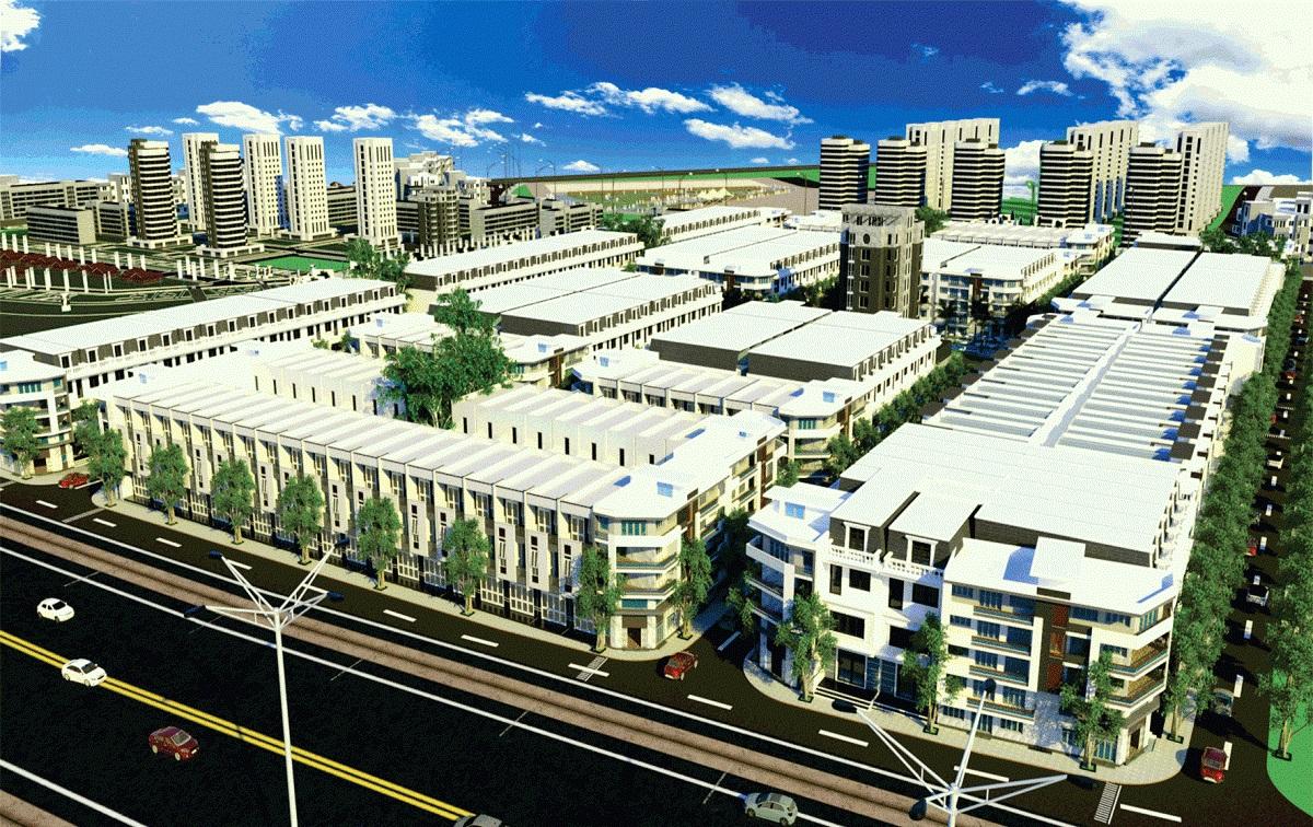 Dự án đất nền Shingmark Village Đồng Nai