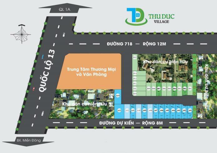 Dự án nhà phố Thủ Đức Village có nên mua không?