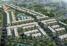 Phối cảnh dự án Central Residence Bình Dương