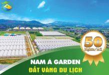 Dự án đất nền Nam Á Garden