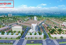 Phối cảnh B-New Center Bình Phước