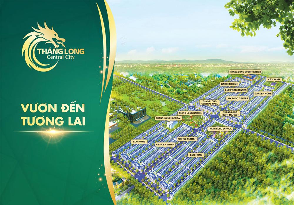 Khu đô thị Thăng Long Central City