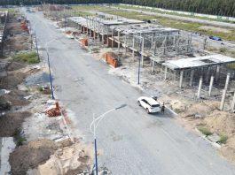 Tiến độ dự án Thăng Long Central City
