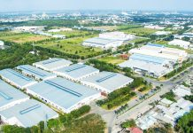Bản đồ khu công nghiệp Sóng Thần 3