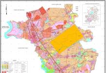 Quy hoạch huyện Long Thành