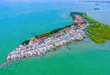 Khu đô thị du lịch lấn biển Cần Giờ
